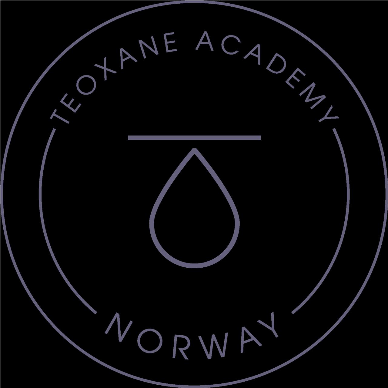 Teoxane Academy Norway logo